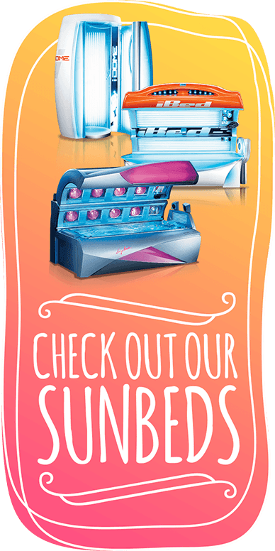 Check out our sunbeds!