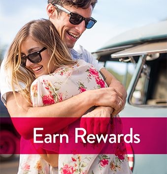 click here to learn how to Earn Rewards