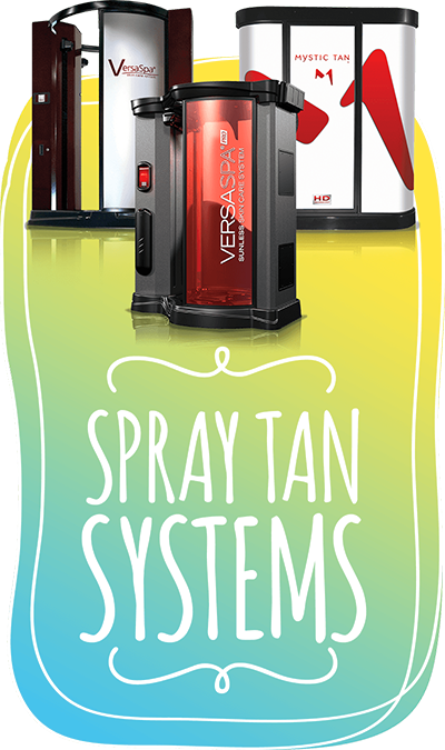 Spray Tan Systems