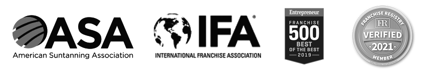 ASA, IFA, Franchising Business Review logos