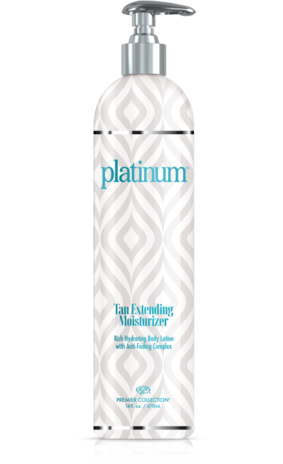 Platinum After Tan Extending Moisturizer