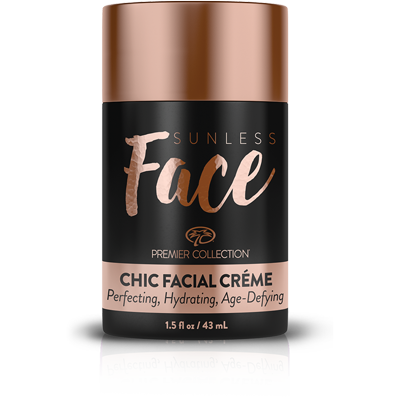 Sunless Black Label Chic Facial Crème