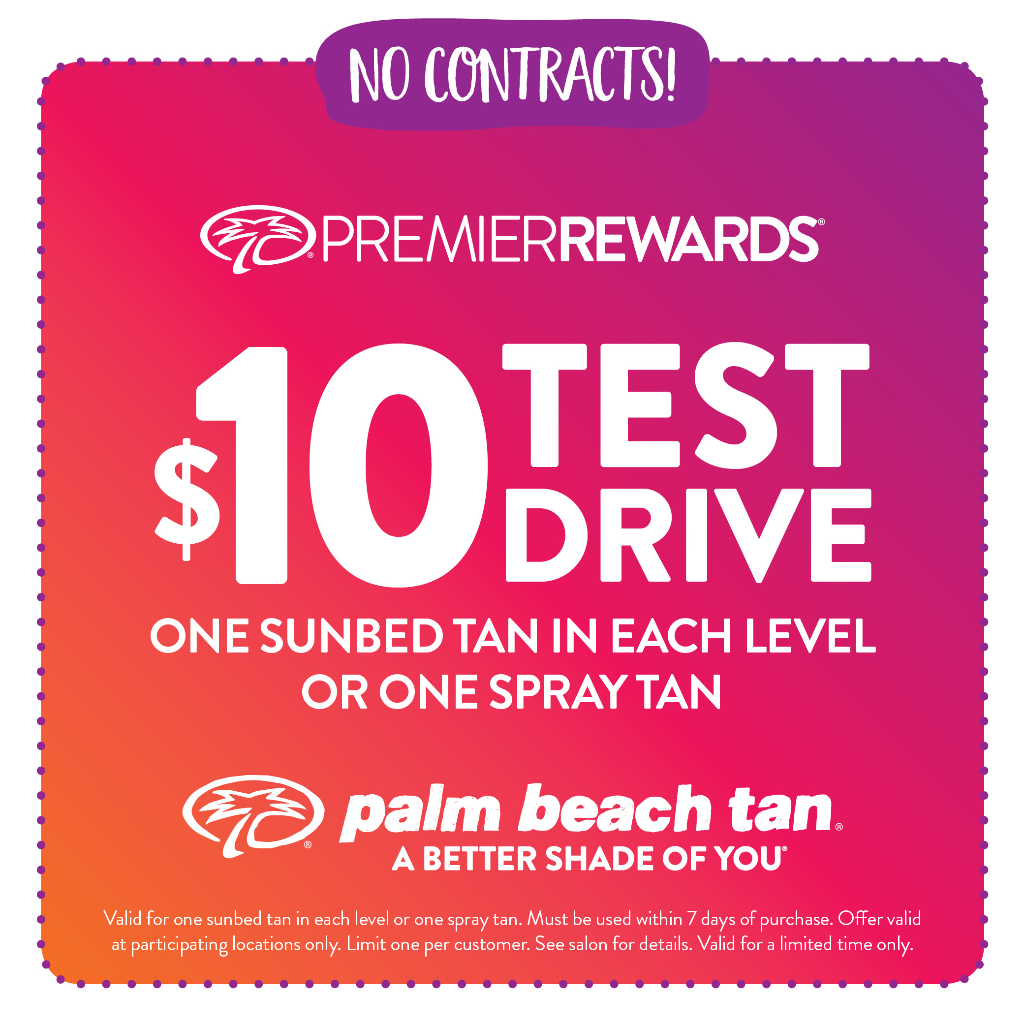 Sunless and Spray Tanning in Tyler, TX | Palm Beach Tan