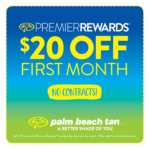 8.10-9.27 $20 Off First Month