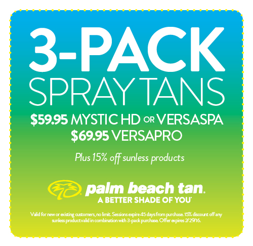 Printable coupons hollywood tans