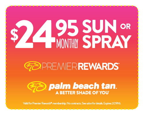 $24.95 Sun or Spray