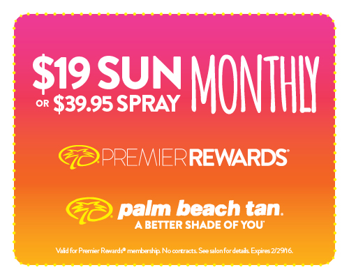 $19 Sun or $39.95 Spray