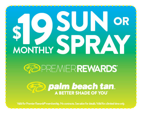 $19 Sunbed or Spray