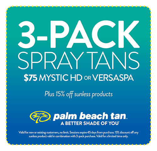 Beaches tanning coupons