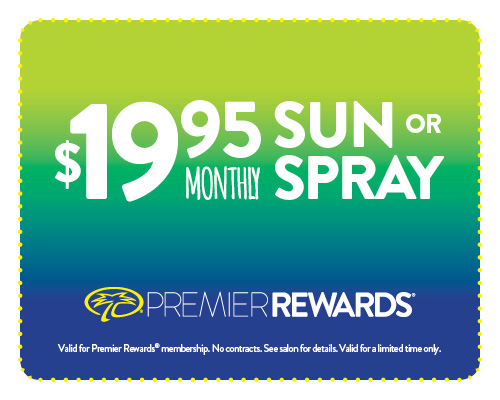 $19.95 Sun or Spray