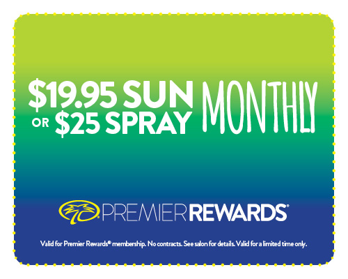 $19.95 Sun or $25.00 Spray