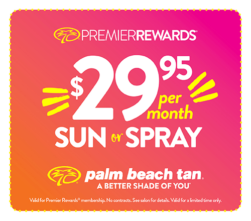 Palm Beach Tan Coupon Fargo ND